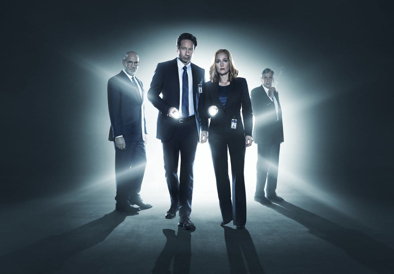'The X-Files' Miniseries