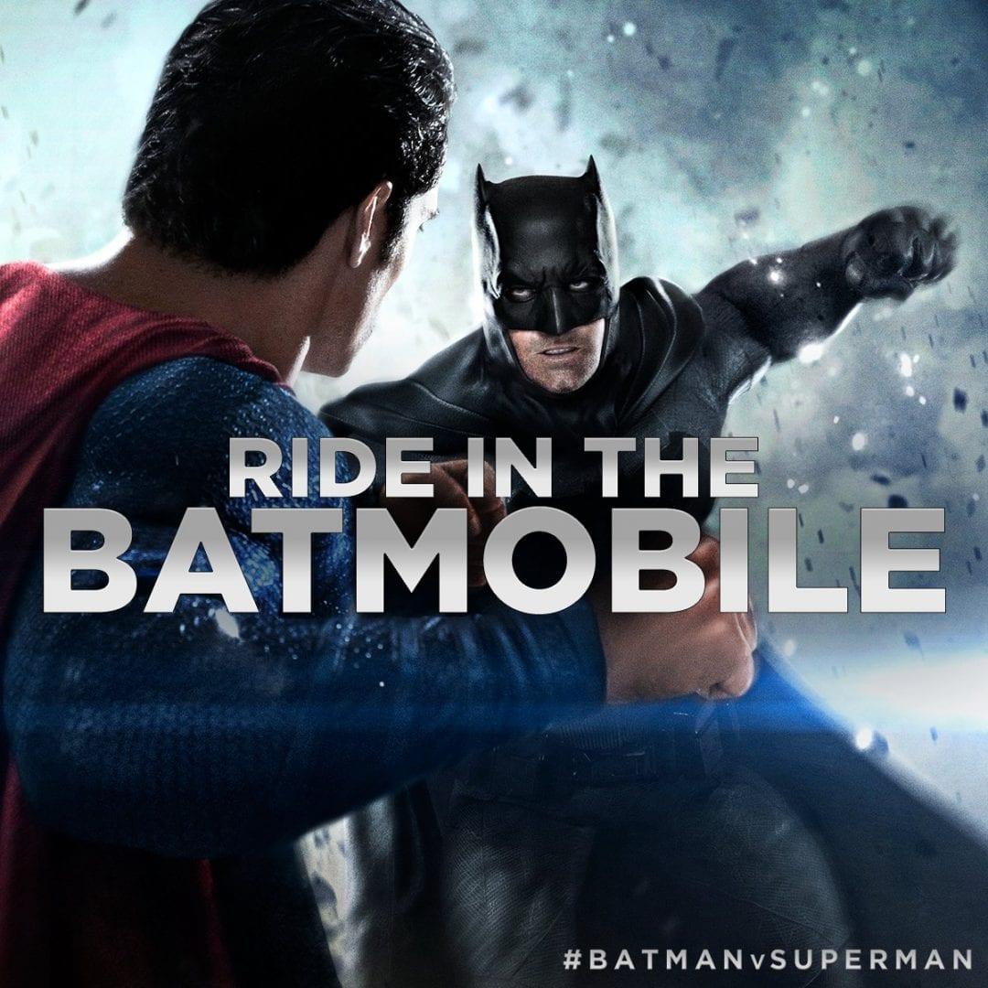 Ultimate Batman v Superman Experience