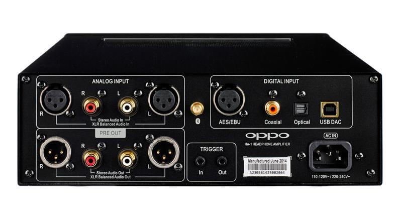 Oppo HA-1 Amp/DAC