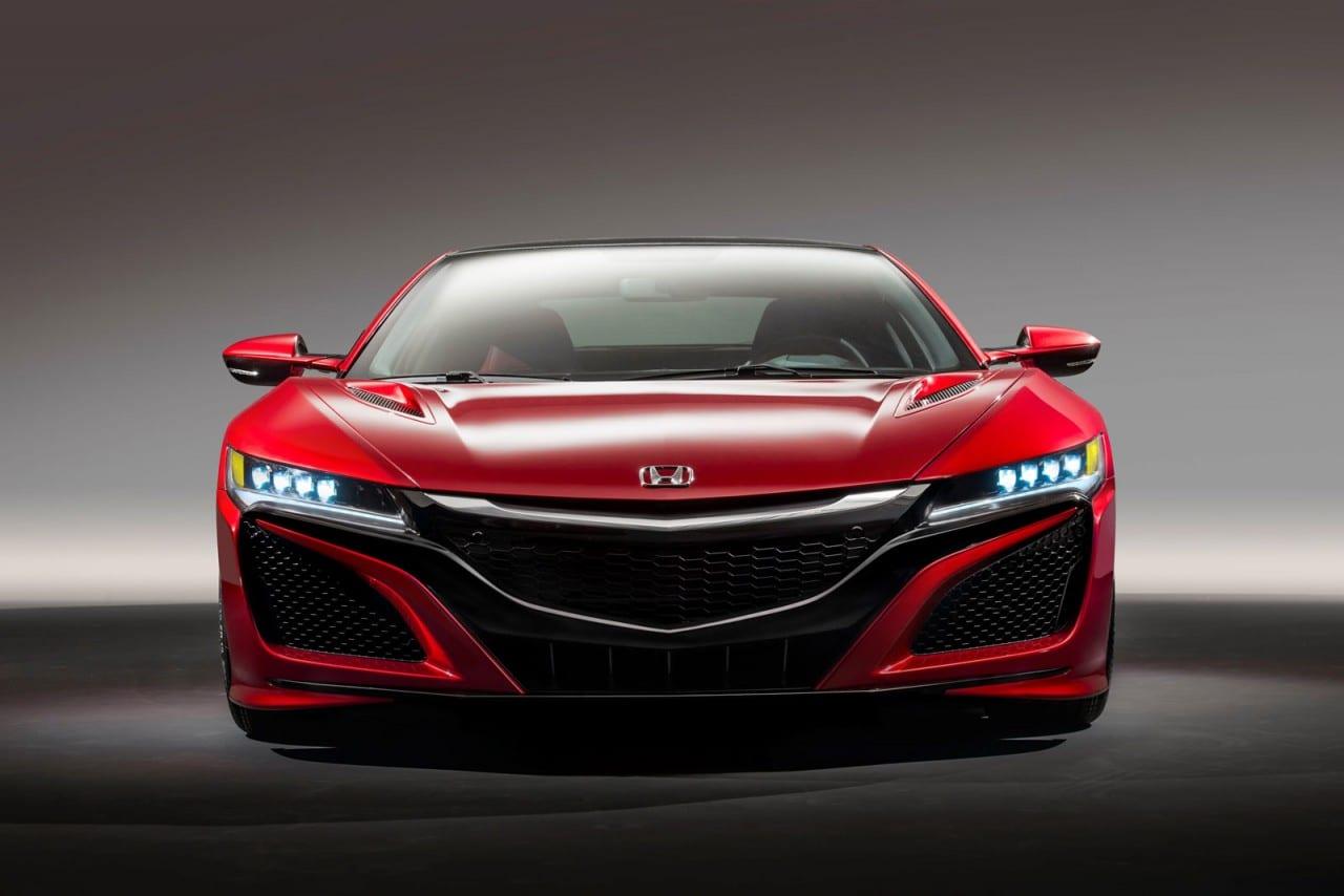 New-Honda-NSX-front-view