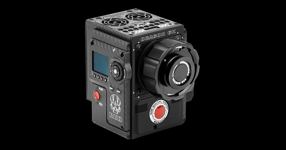 Πρώτα πλάνα 8K από τη RED WEAPON 8K Vista Vision