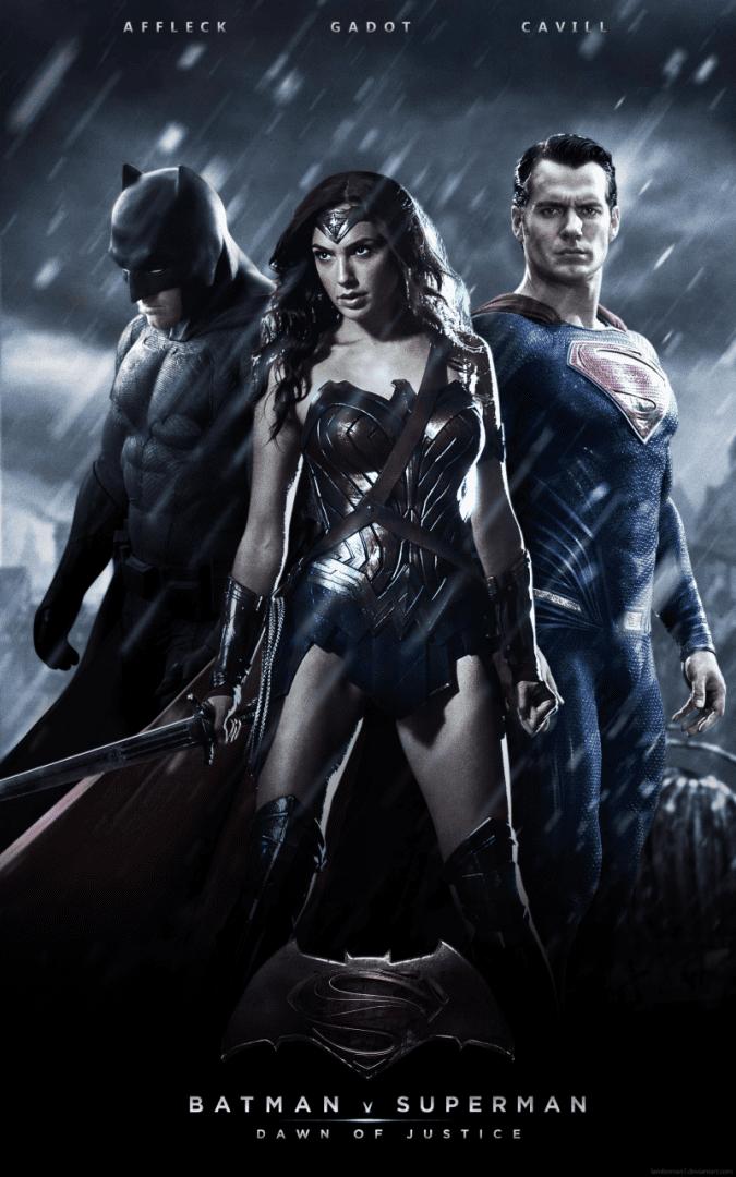 Batman Vs Superman: Dawn Of Justice Official Trailer #4