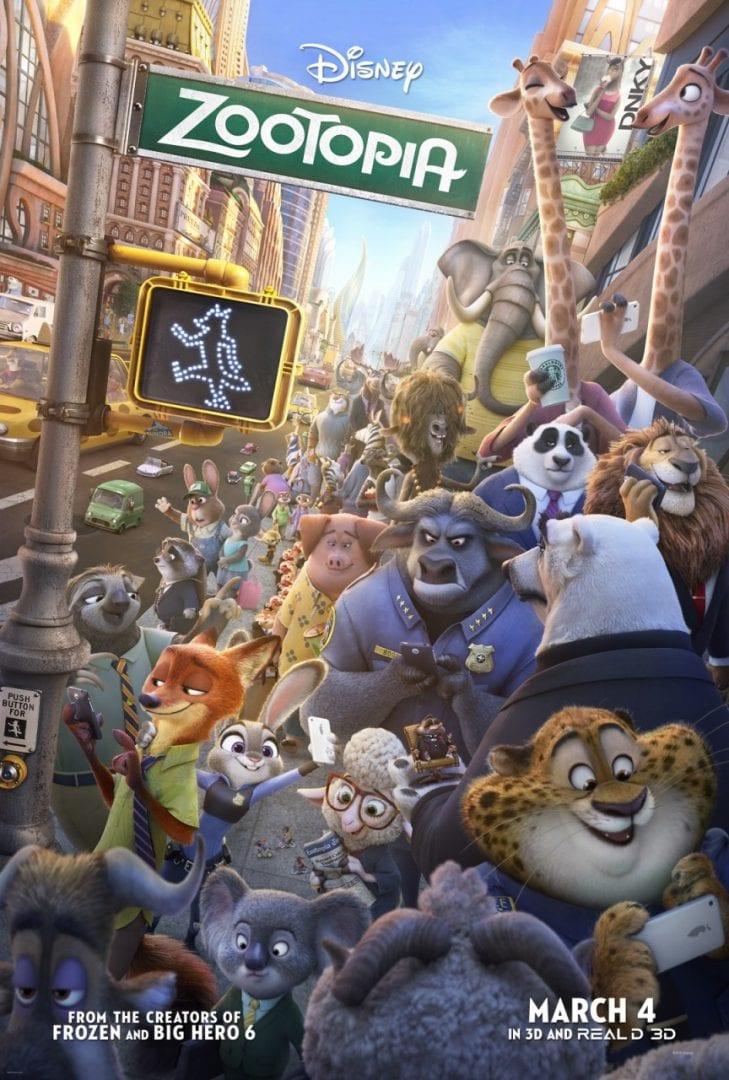 Zootopia Official UK Trailer #1