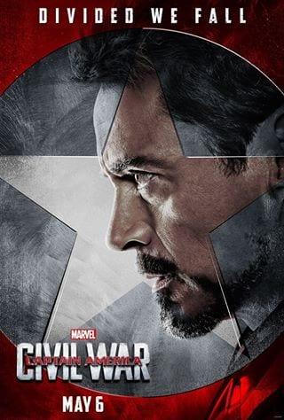 Captain America: Civil War – Team Ironman