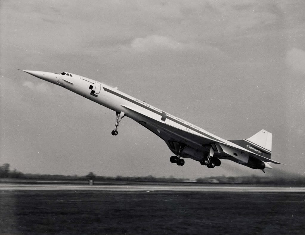 Concorde S First Flight 1969 Gadgetfreak Not Just Tech
