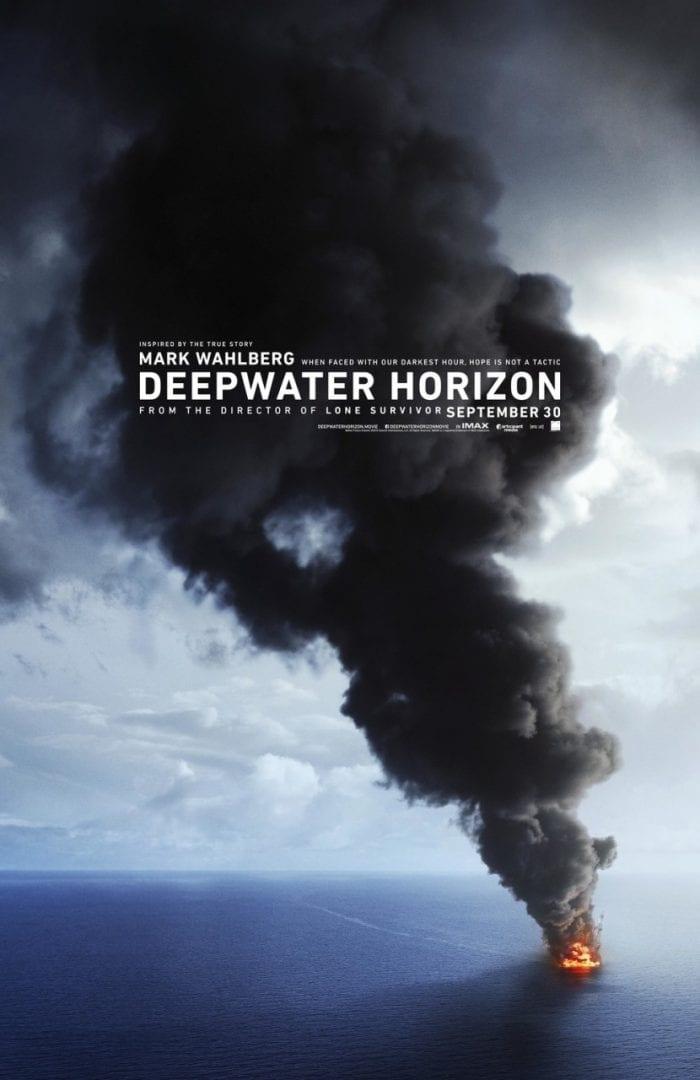 Deepwater Horizon Official Teaser Trailer #1