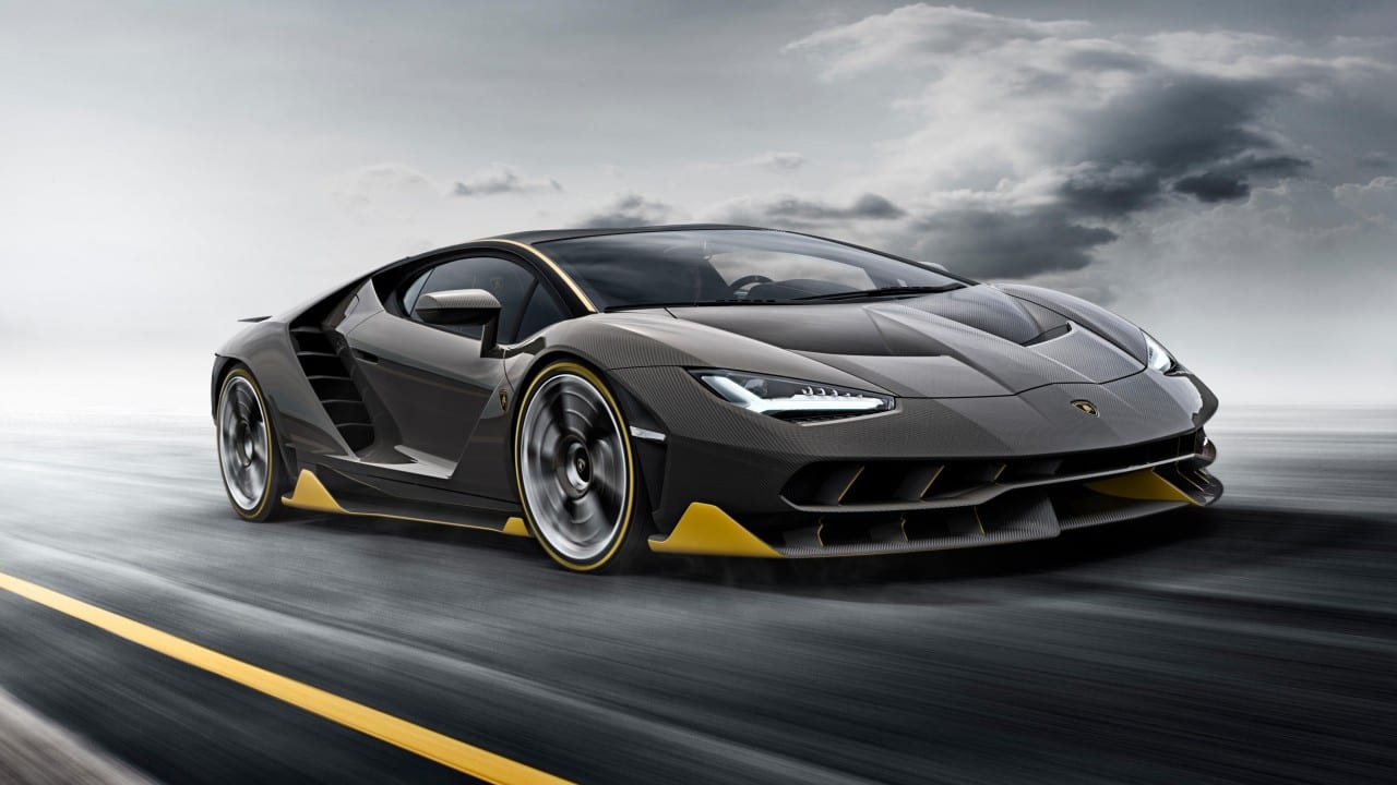 Lamborghini Centenario 06