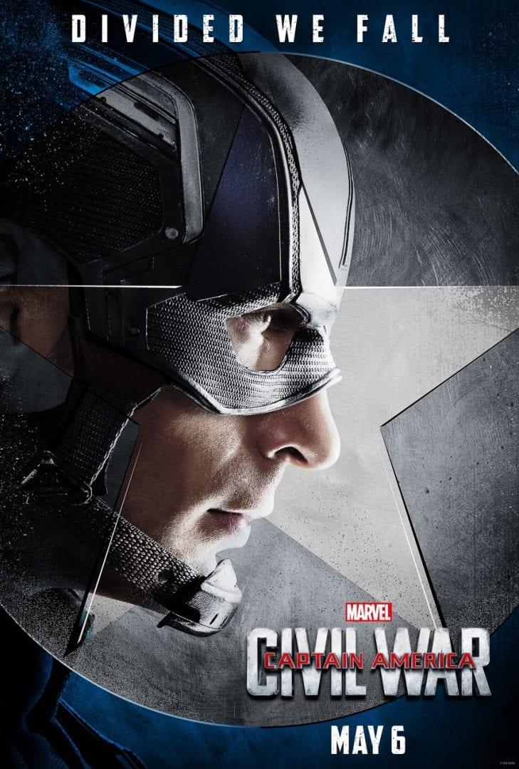 Captain America: Civil War – Team Cap