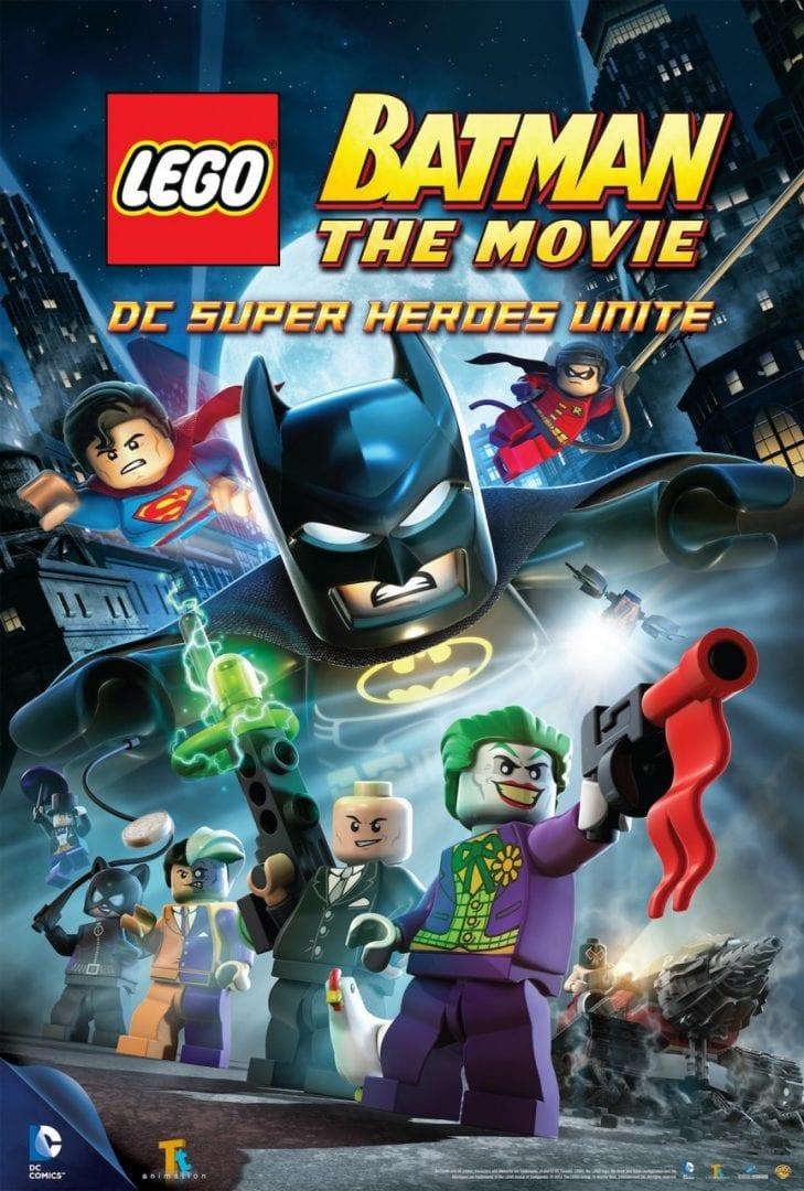 The LEGO Batman Movie – Teaser