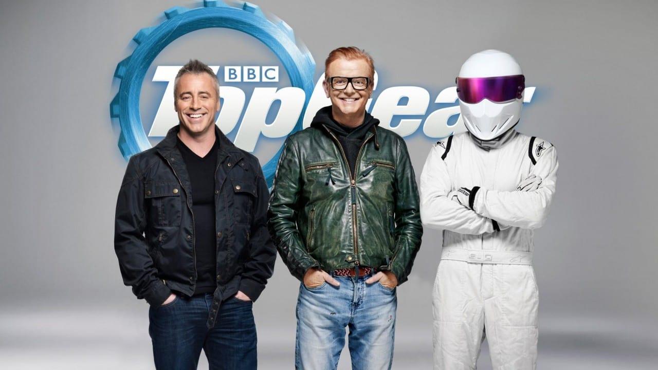New Top Gear Series Trailer