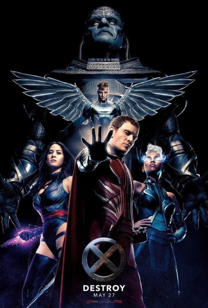 X-Men: Apocalypse – Official Trailer