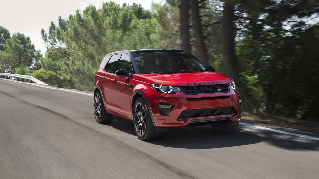 Land Rover 2017 Discovery Sport