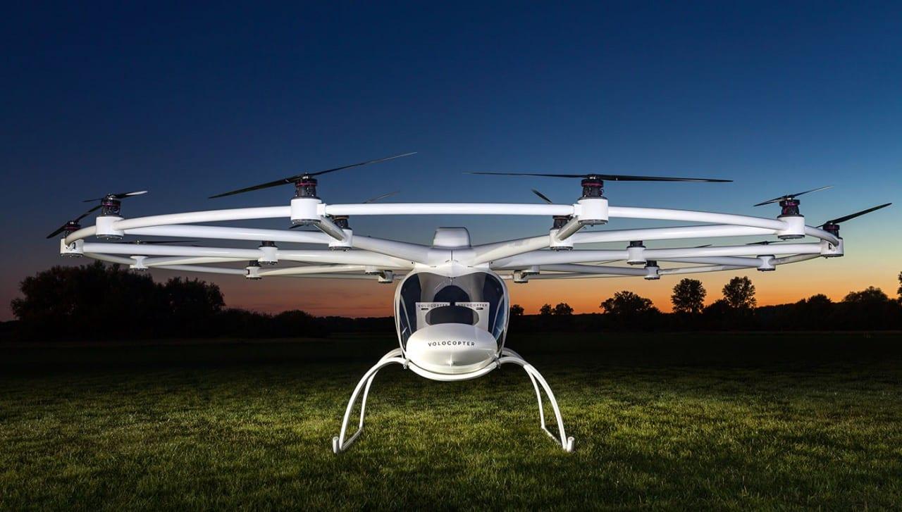 Αυγή μιας Επανάστασης – Volocopter VC200