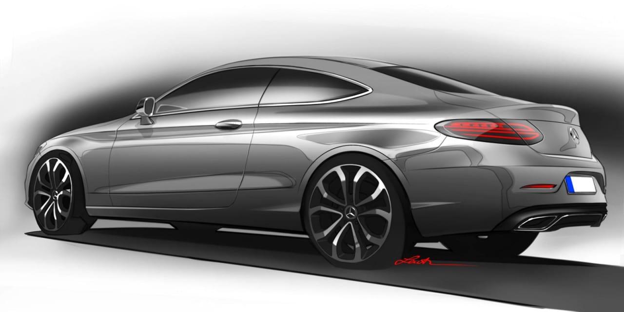 01-Mercedes-Benz-C-Class-Coupe-Design-Sketch-03