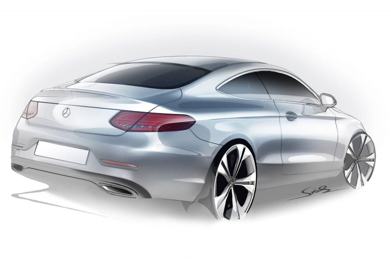 01-Mercedes-Benz-C-Class-Coupe-Design-Sketch-08