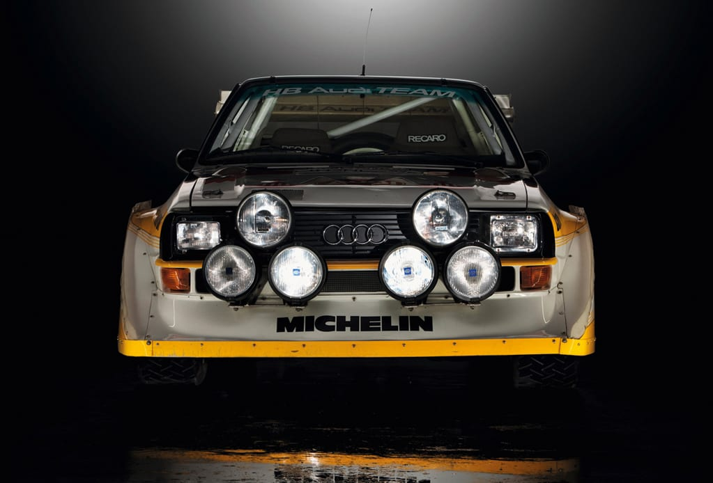 Audi Quattro S1 Group B – Ένα θηρίο γεννιέται