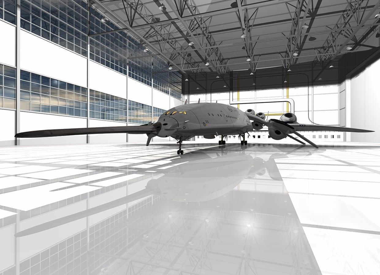 """""""FF"""" Flash Falcon – Απίστευτο αεροπλάνο από το Μέλλον"""