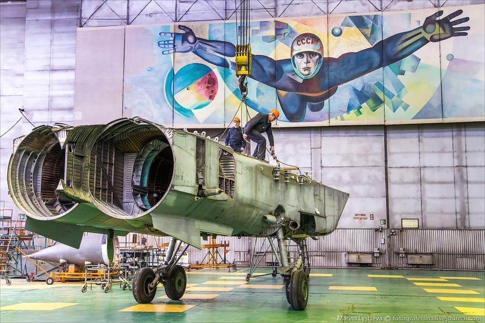 Ρωσικά MiG-31 – Αναβαθμίζοντας τους μαχητές