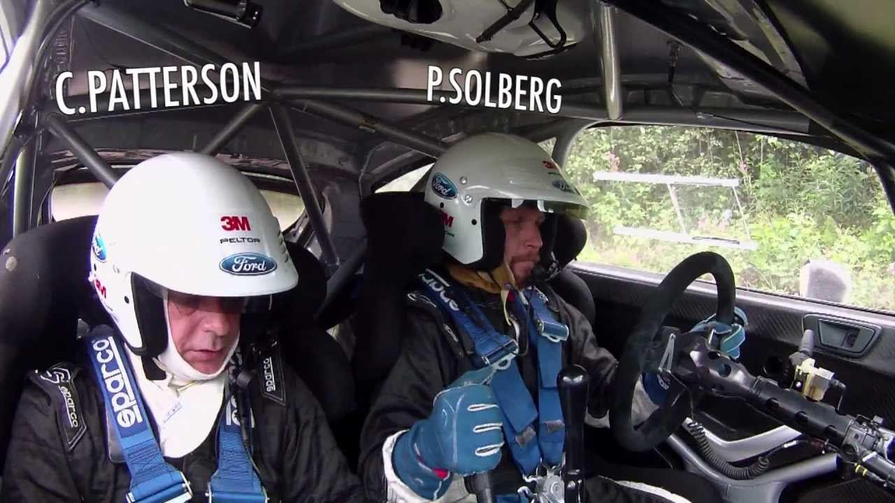 Solberg Brothers Vs Norwegian Army Rally