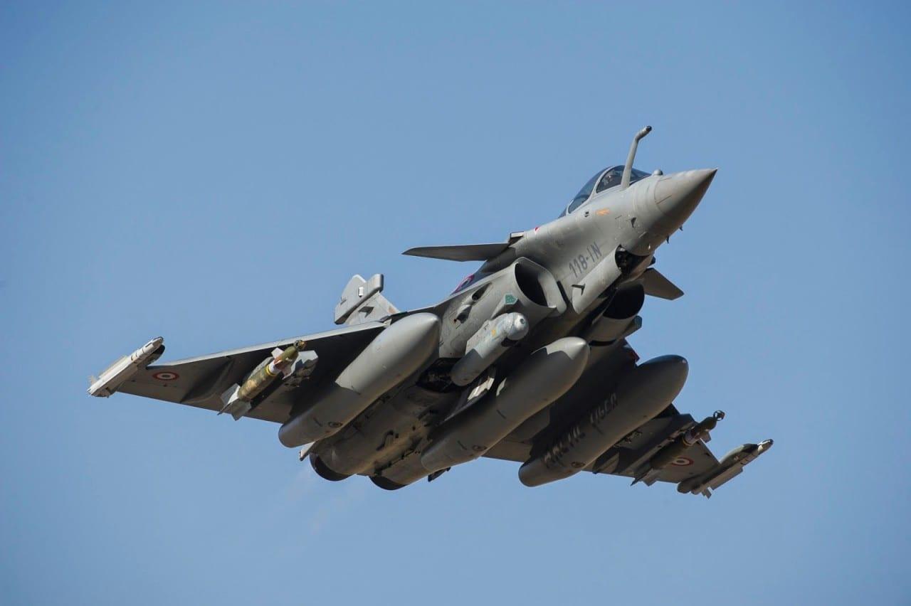 Typhoons + Rafales