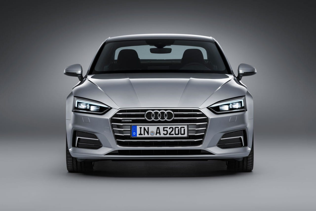 Audi 2017 A5 Coupe