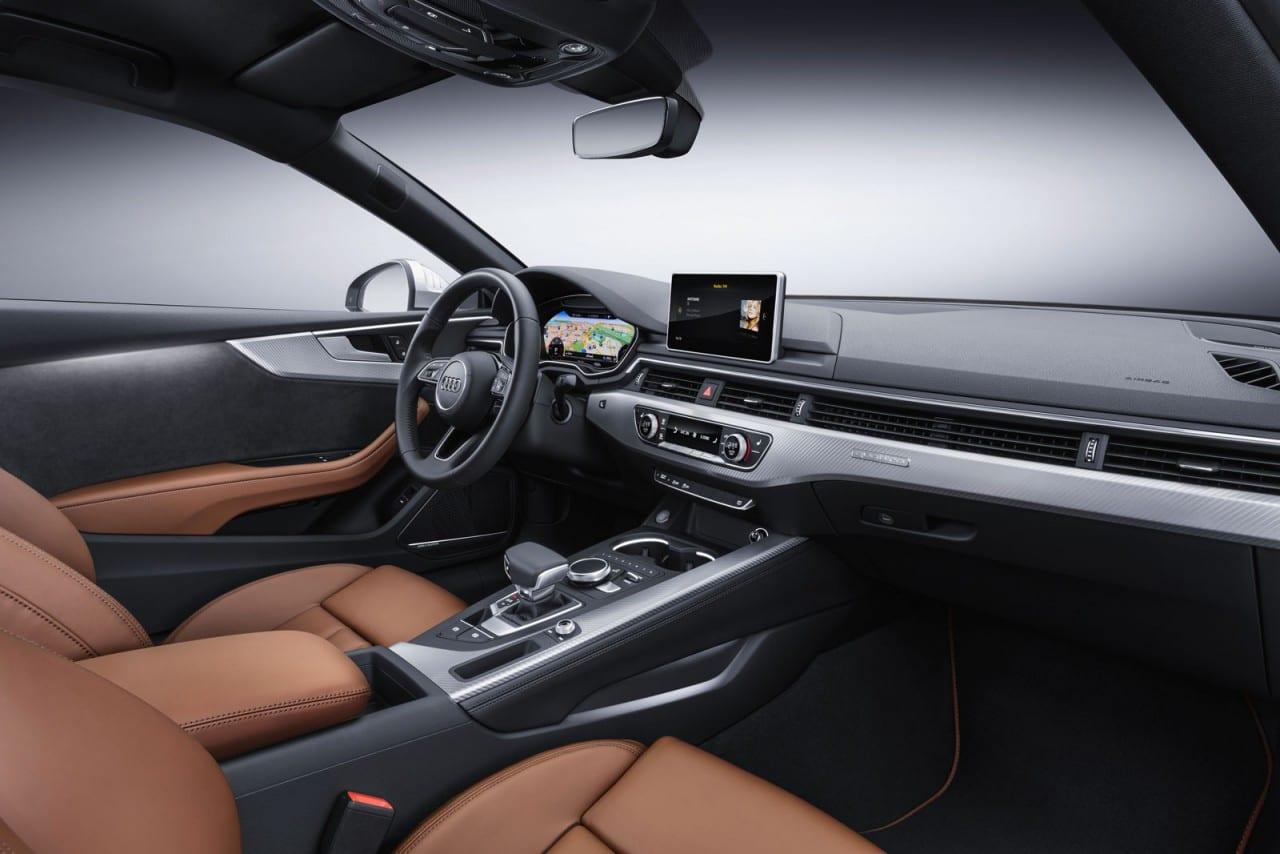 2016  Audi A5 Coupe4