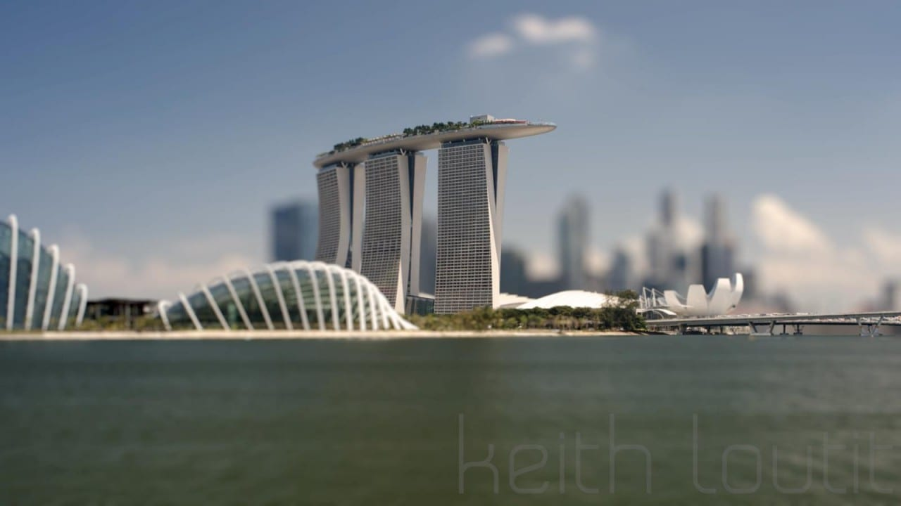 The Lion City II – Timelapsed Out