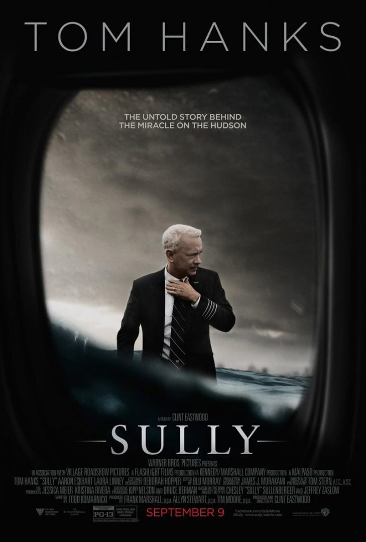 Sully – Official Trailer