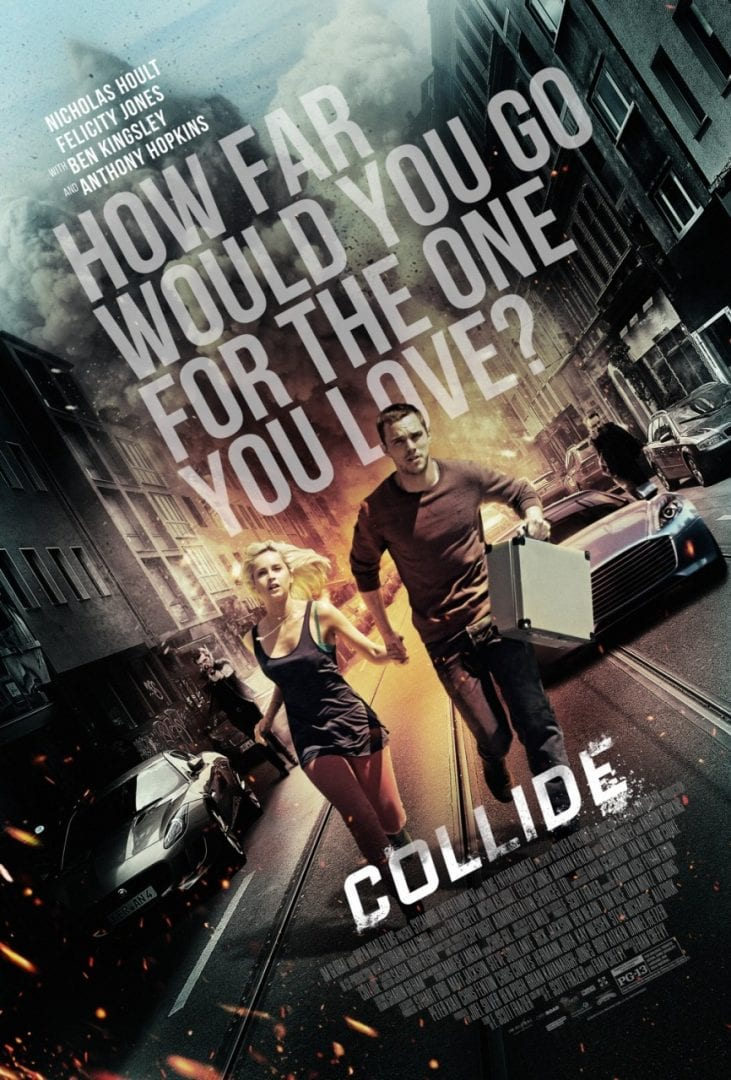 Collide Official Trailer #1