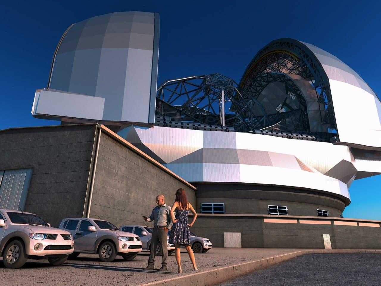 "European Extremely Large Telescope (E-ELT) – Το απίστευτο ""eye on the sky"""