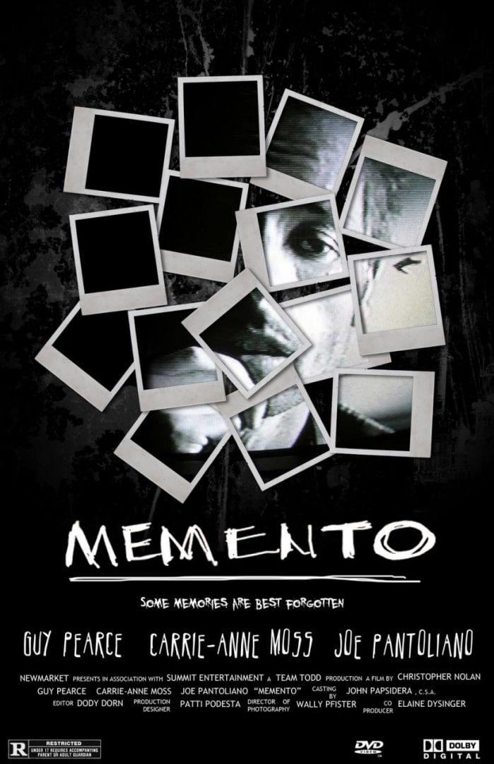 Christopher Nolan's 'Memento'