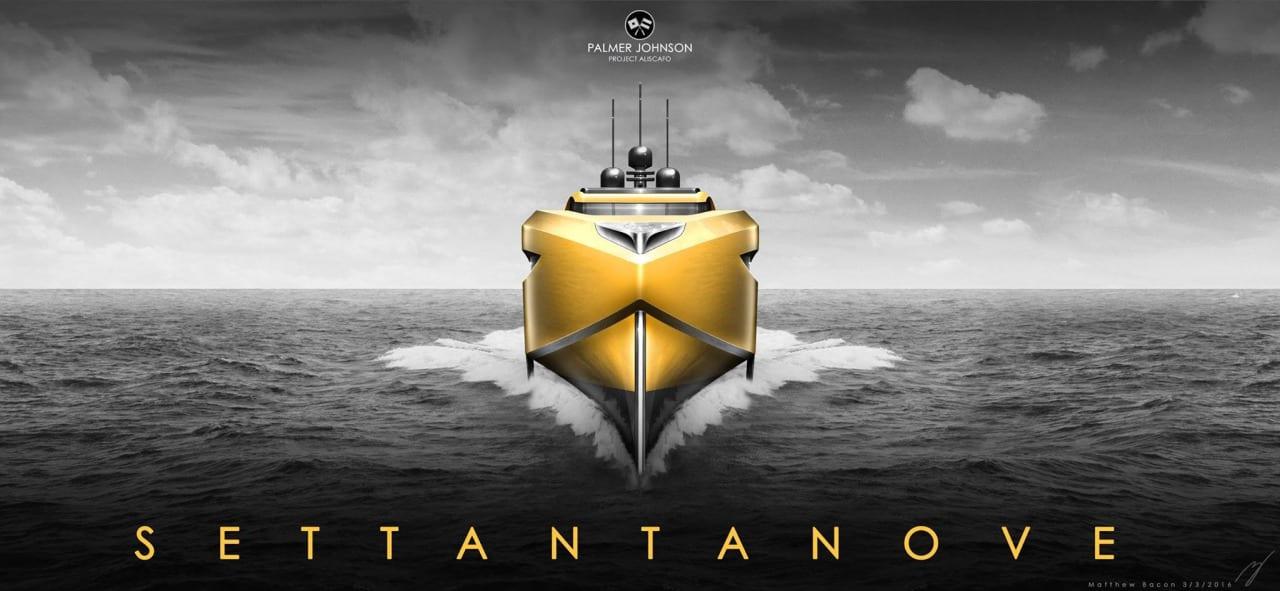Settantanove Concept Superyacht