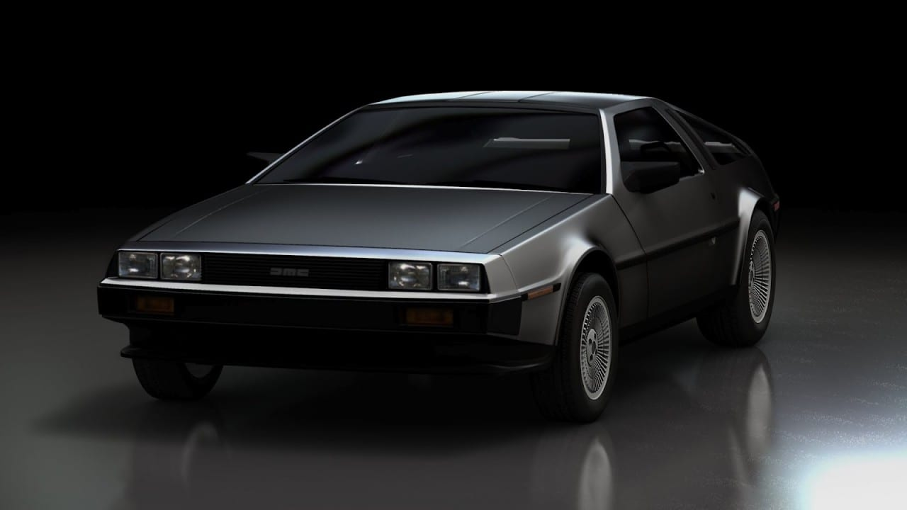 DeLorean: The Man, The Car, The People – Carfection