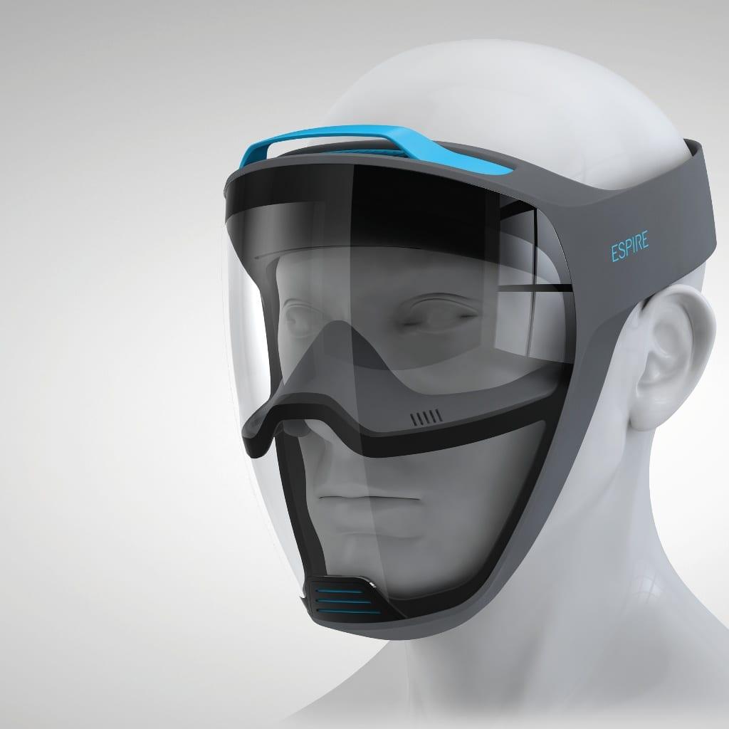 Espire Gas Mask
