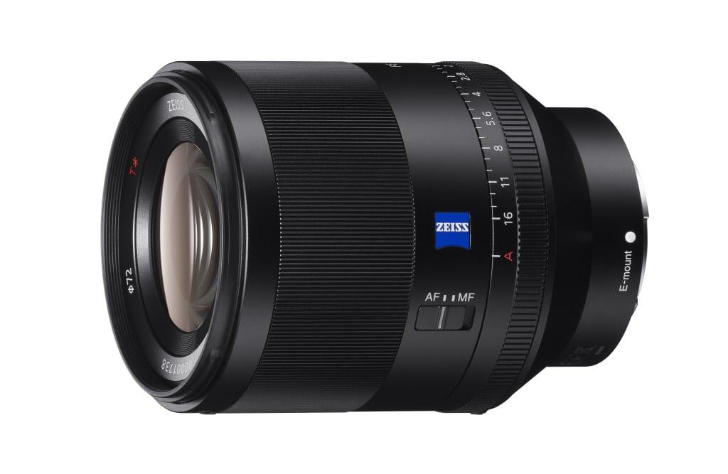 Sony FE 50mm F1.4 ZA Prime