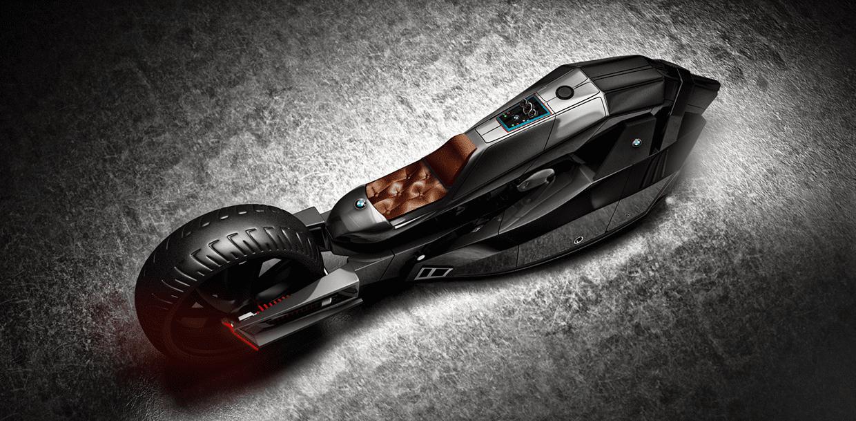 BMW Titan Motorcycle Concept