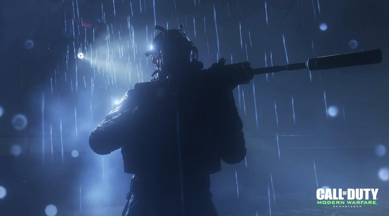 CoD: Modern Warfare Remaster