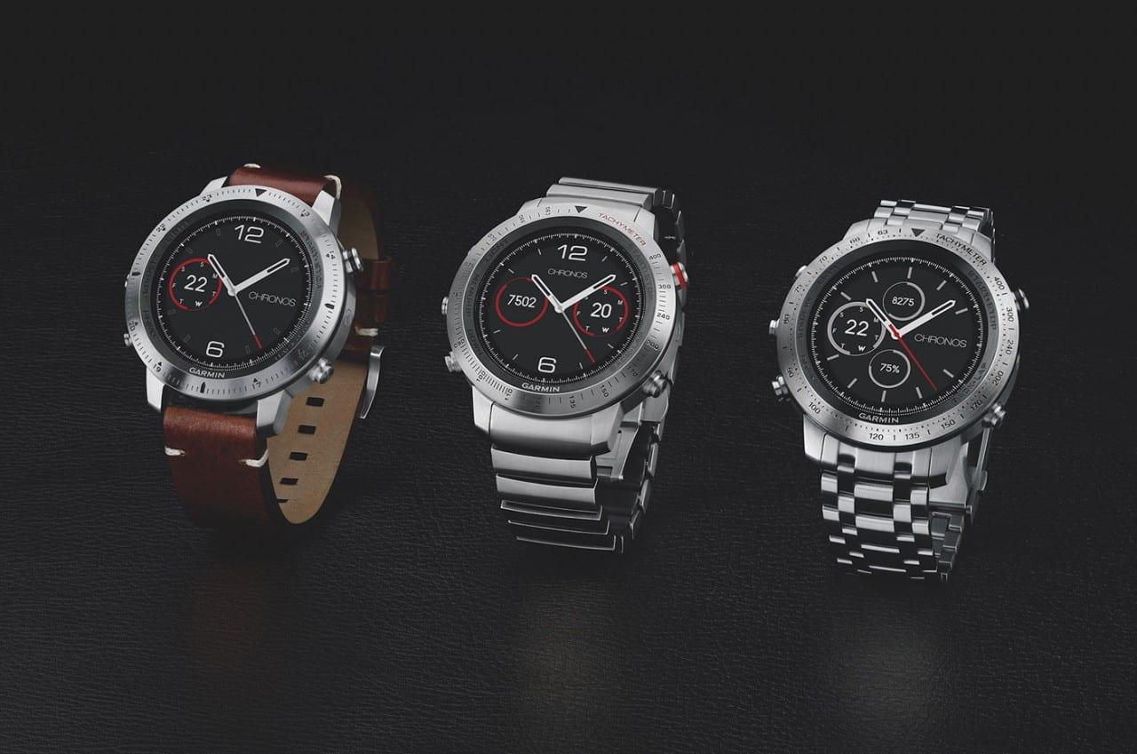 Garmin Fēnix Chronos Smartwatch