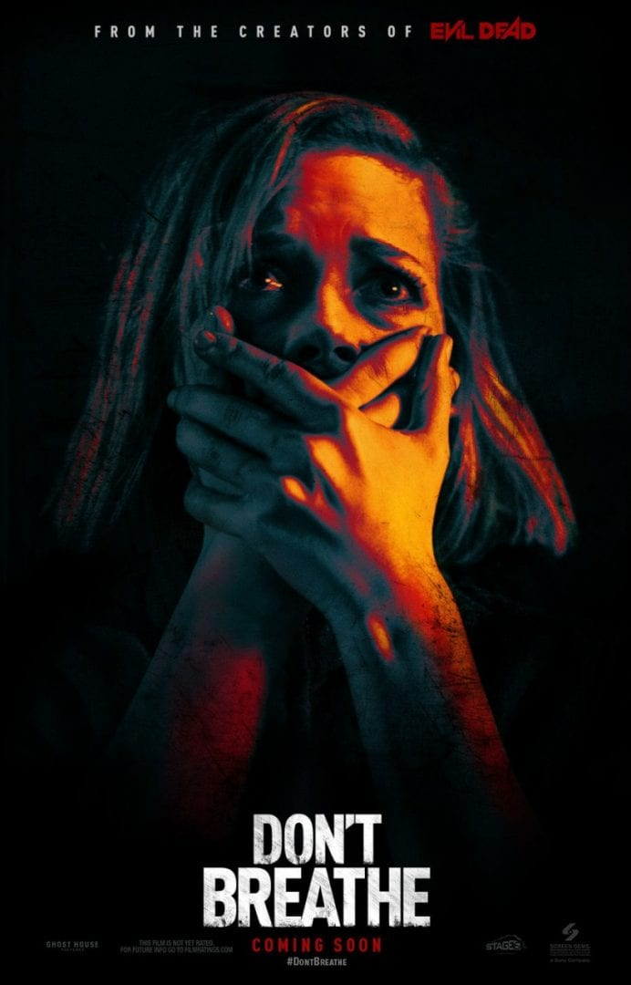 Don't Breathe – Official Red Band Trailer