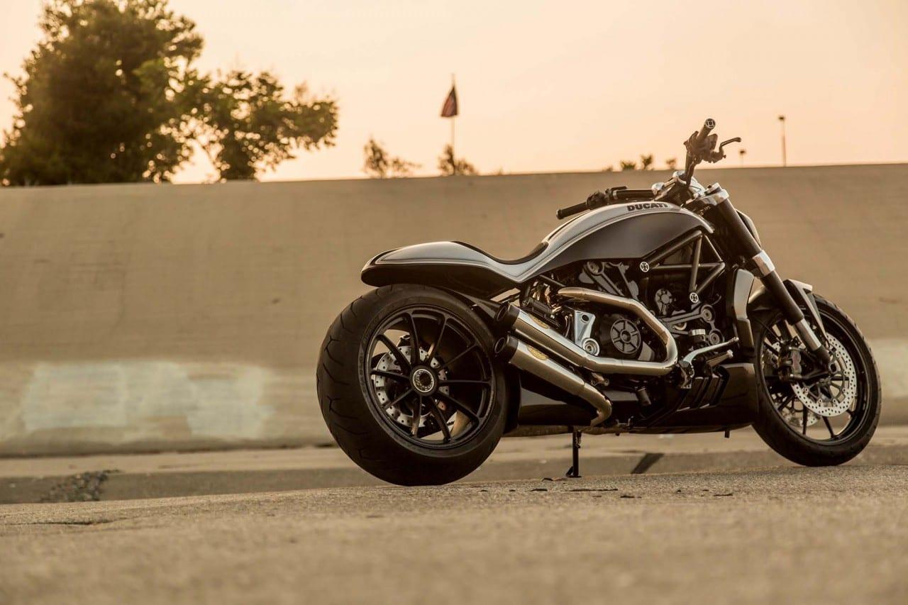 Custom Ducati XDiavel by Roland Sands Design