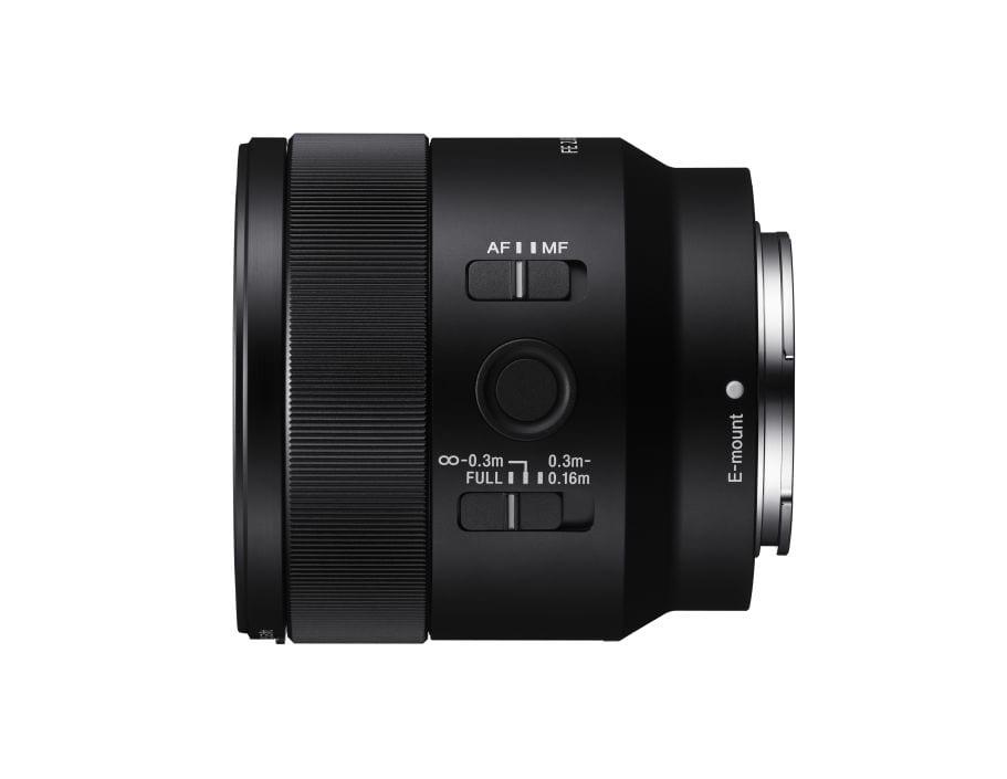 Sony Full-Frame 50mm F2.8 Macro Lens