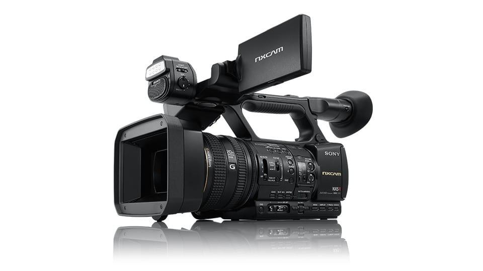 Sony HXR-NX5R + MCX-500
