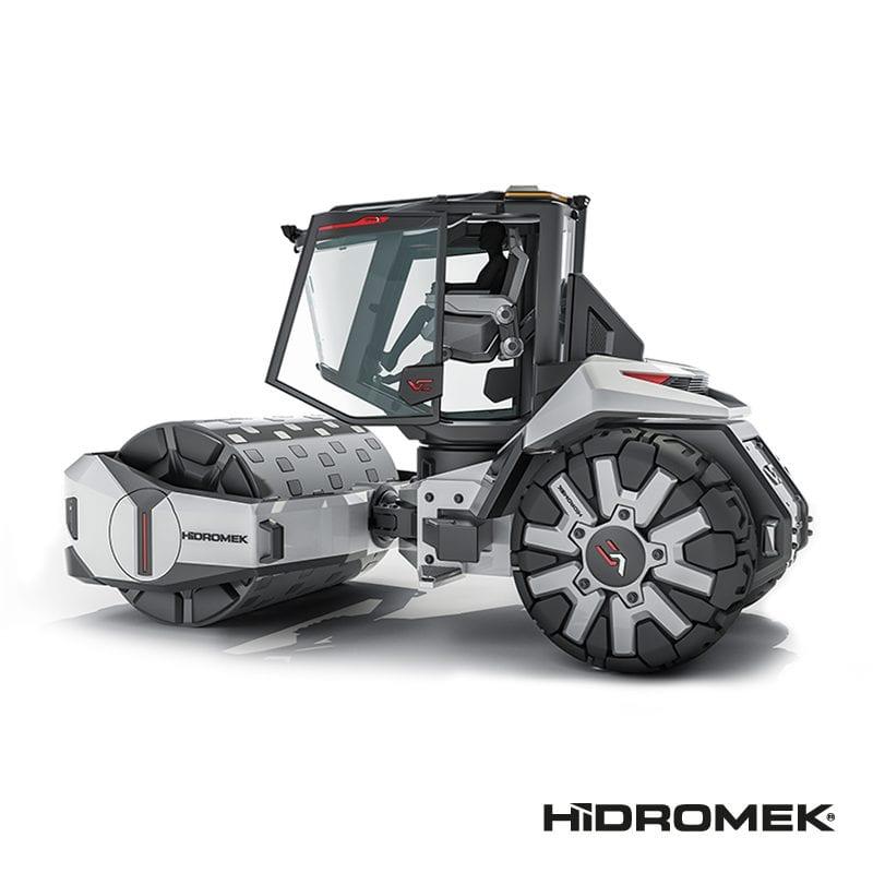 MK Vision Compactor concept