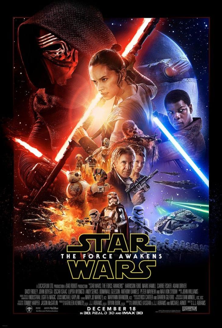 Μαγεία – The Visual Effects of Star Wars: The Force Awakens
