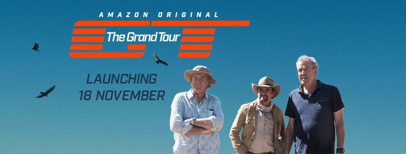 The Grand Tour – Η επιστροφή