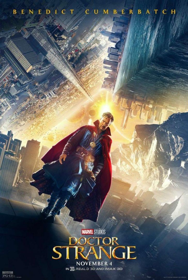 Doctor Strange – Official Trailer 2