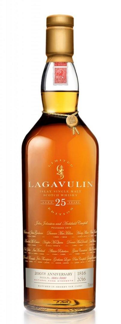 Lagavulin 200th Anniversary Limited Edition