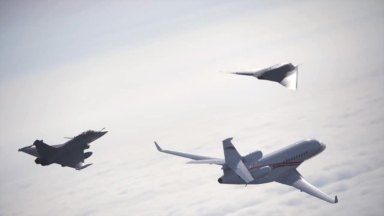 FCAS (Future Combat Air System) – Μελλοντικό Ευρωπαϊκό Μαχητικό