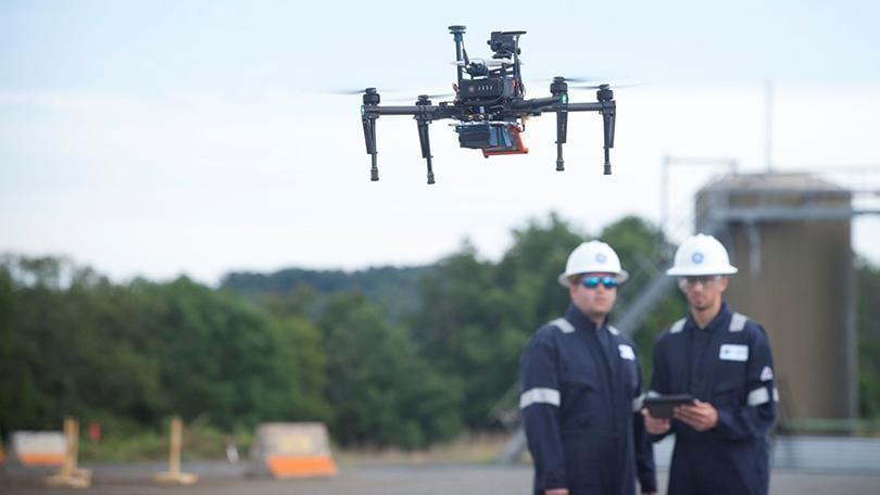 Intel Drone Technology