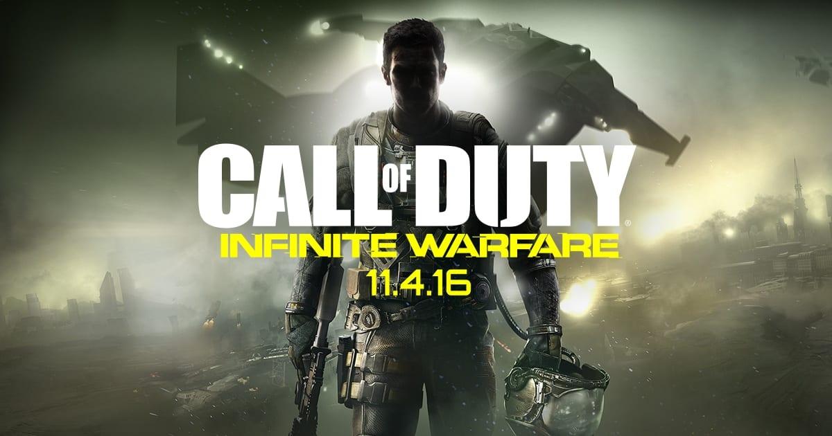 Call of Duty: Infinite Warfare – Gameplay Launch Trailer